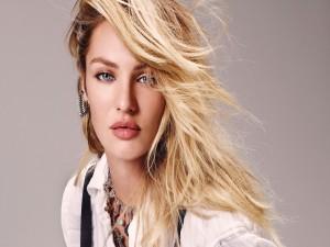 La modelo Candice Swanepoel