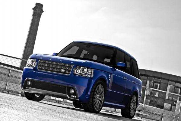 Land Rover Kahn