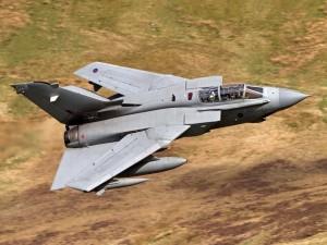 Postal: Avión Tornado GR4