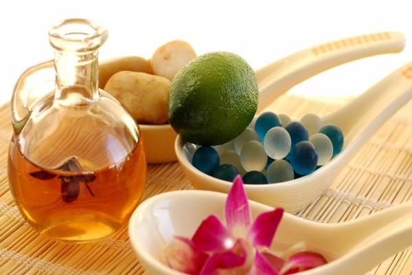 Exquisitos aromatizantes para dar masajes
