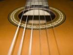Cuerdas de una guitarra