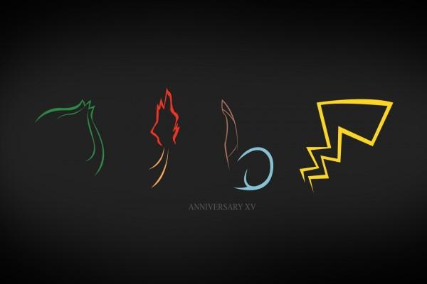 Pokemon Anniversary XV
