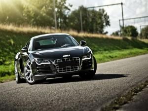 Audi R8 negro