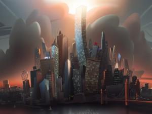 Una ciudad mágica