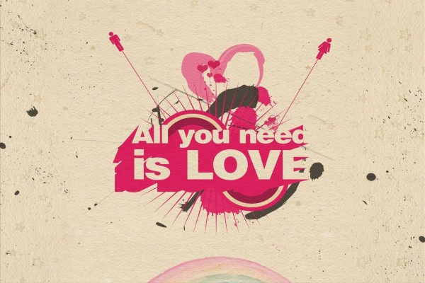 Todo lo que necesitas es Amor (All you need is Love)