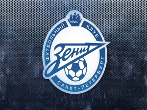 Postal: FC Zenit de San Petersburgo
