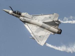 Postal: Caza Mirage 2000