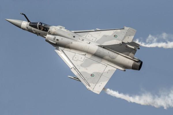 Caza Mirage 2000