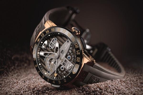 """Un bonito reloj """"Ulysse Nardin"""""""