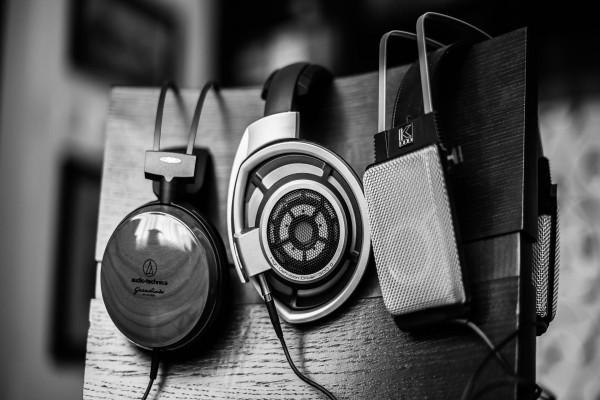 Tres tipos de auriculares