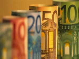 Postal: Billetes de Euro