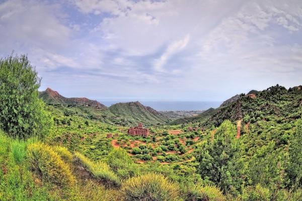 Parque natural del Desierto de las Palmas (Castellón, España)