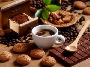 ¡Llegó la hora de tomar un café!