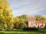 Elegante castillo en Polonia