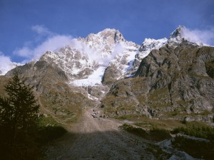 Camino hacia la cumbre