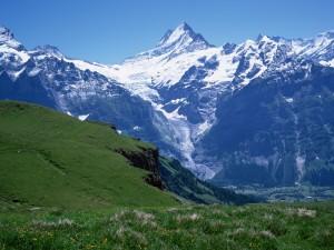 Postal: La inmensidad de las montañas