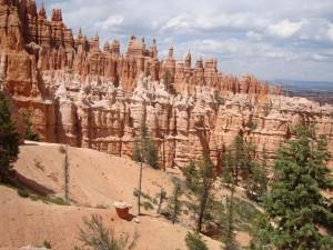 Sensacionales vistas del cañón Bryce (Utah, USA)