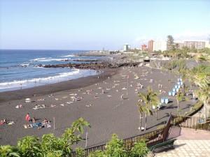 Playa Brava, Tenerife