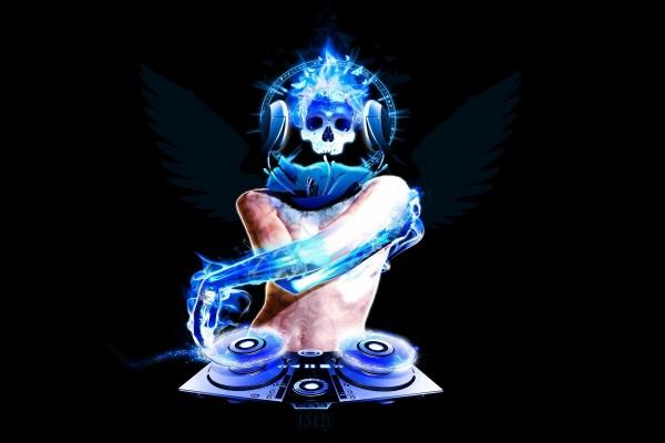 Esqueleto DJ