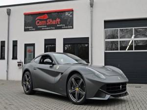 Un sensacional Ferrari F12 Berlinetta