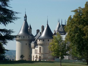 Castillo de Chaumont (Chaumont-sur-Loire, Francia)
