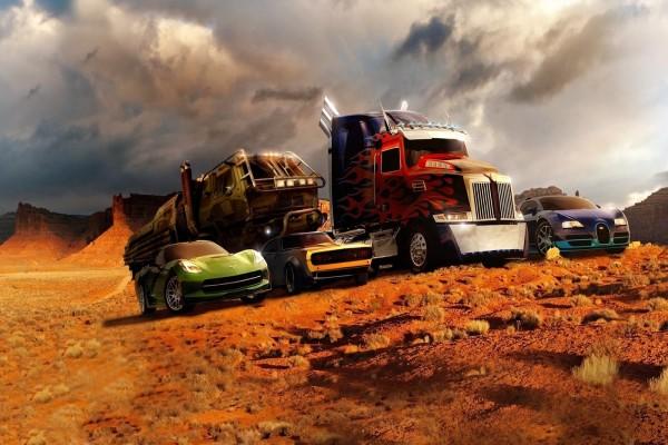 Transformers 4 (La era de la extinción)