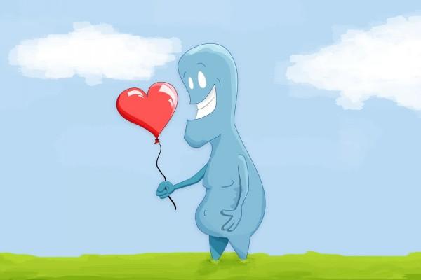 Un monstruo enamorado