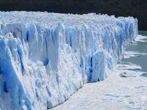 Postal: Glaciar Perito Moreno, Argentina