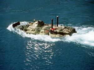 Postal: BTR-80 Caribe