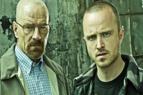 """Personajes principales de la serie """"Breaking Bad"""""""