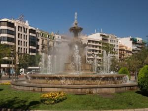 Fuente de las Batallas (Granada, España)