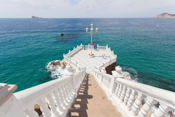 Balcón del Mediterráneo (Benidorm, España)