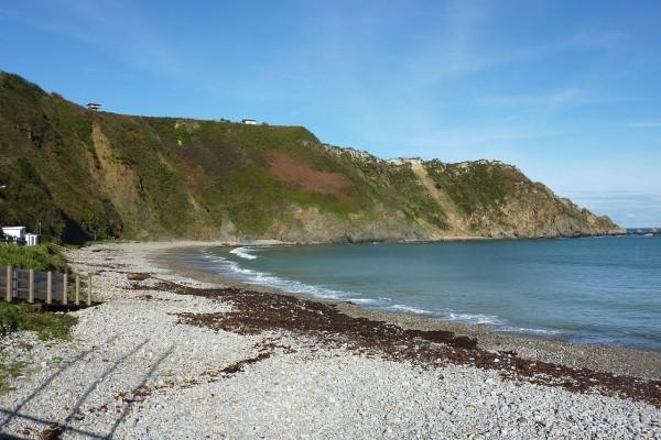 Playa de Cadavedo (Asturias, España)