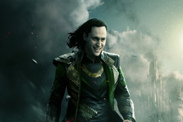 "Loki en la película ""Thor: The Dark World"""