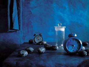 Relojes y piedras