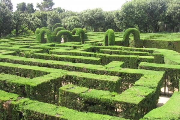 Parque del Laberinto de Horta (Barcelona)