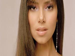 La modelo y actriz Roselyn Sánchez