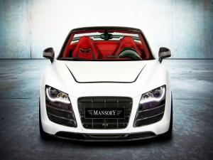 Postal: Audi R8 Spyder Mansory