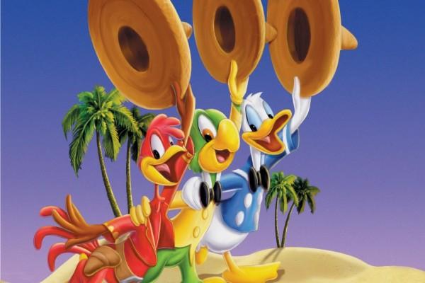 Los Tres Caballeros (Grandes Clásicos de Disney)