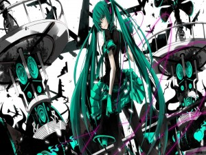 "Miku Hatsune ""Love is War"""