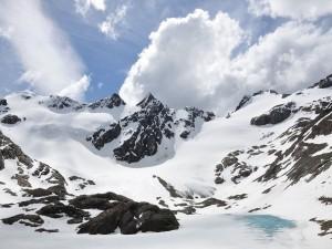 Glaciar Vinciguerra (Tierra del Fuego, Argentina)