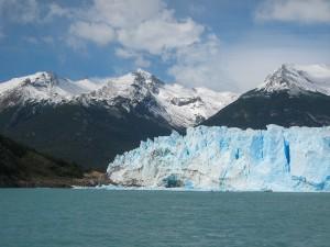 Postal: Glaciar Perito Moreno (Argentina)