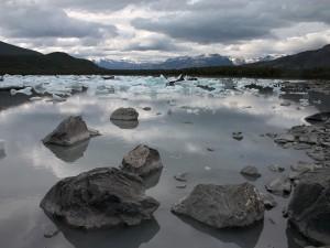 Bahía Onelli, Parque Nacional Los Glaciares (Patagonia, Argentina)