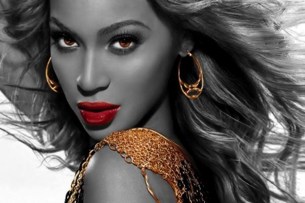 La guapa Beyoncé