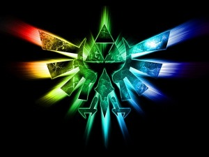 "Trifuerza ""The Legend of Zelda"""