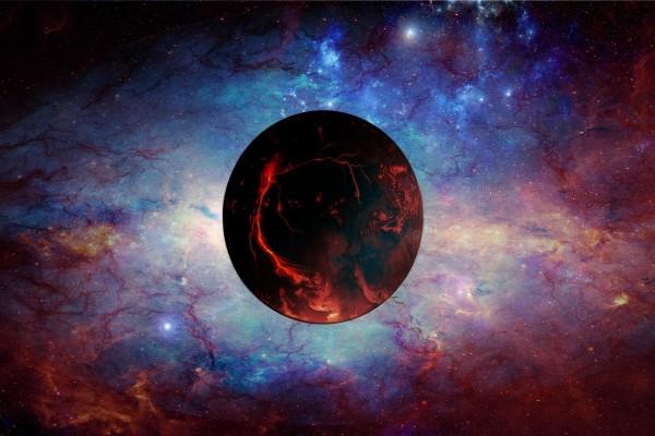 Sensacional planeta rojo
