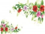 Ramas cubiertas de flores