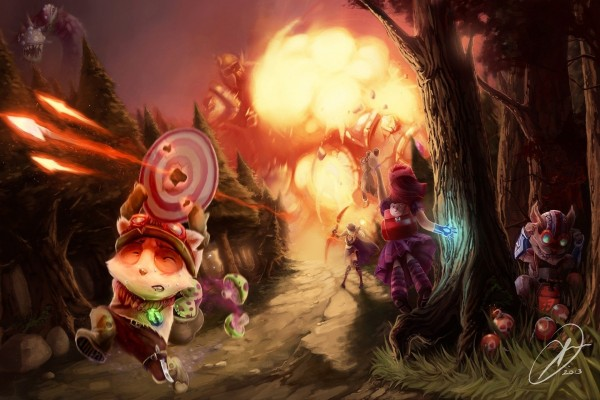 Annie: League of Legends
