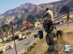 Videojuego: Grand Theft Auto V