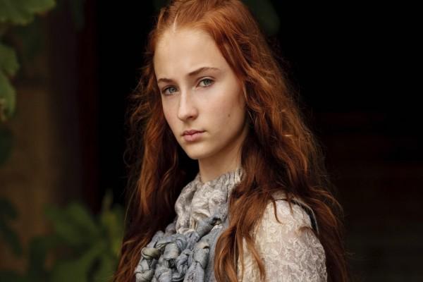 """Sansa Stark, personaje en """"Juego de Tronos"""""""